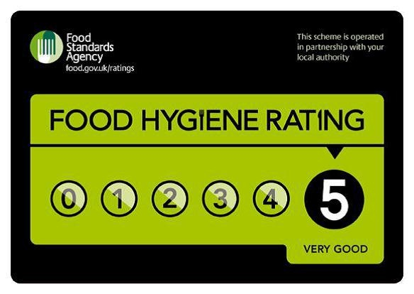 Park View awarded 5 star food hygiene rating
